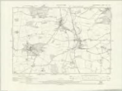 Hertfordshire XXII.NW - OS Six-Inch Map