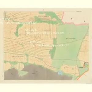 Drahotieschitz - c1499-1-005 - Kaiserpflichtexemplar der Landkarten des stabilen Katasters