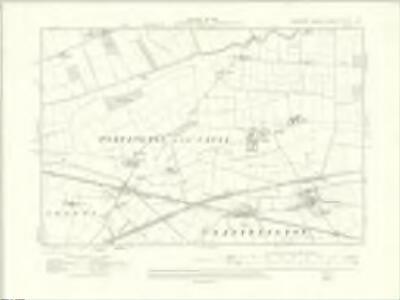 Yorkshire CCXXIII.SW - OS Six-Inch Map