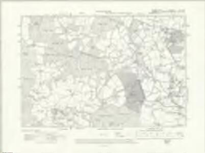 Sussex XII.NW - OS Six-Inch Map