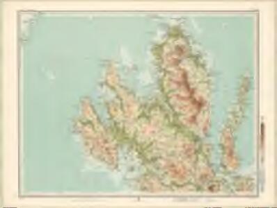 Portree - Bartholomew's 'Survey Atlas of Scotland'