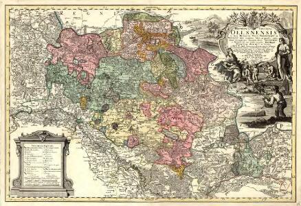 Principatvs Silesiae Oelsnensis :