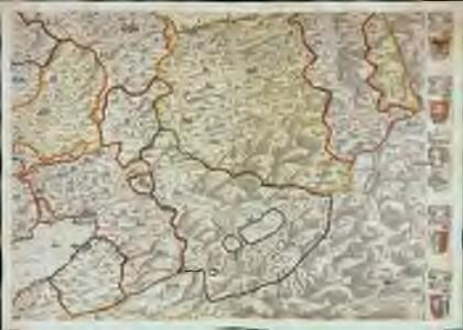 Inclitae Bernatum urbis, cum omni ditionis suae agro et provinciis delineatio chorographica, 11/12