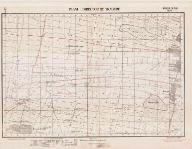 Lambert-Cholesky sheet 3038 (Măceşul de Sus)