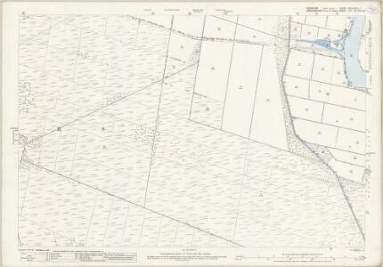Yorkshire CCLXXVIII.11 (includes: Epworth; Hatfield) - 25 Inch Map
