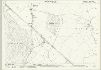 Bedfordshire XXIV.15 (includes: Heath and Reach; Potsgrove; Soulbury) - 25 Inch Map