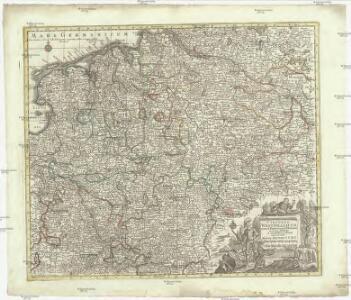 Circulus Westphalicus in suas provincias et dittiones