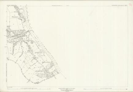 OLD ORDNANCE SURVEY MAP BEWDLEY 1926 BARK HILL SANDBOURNE HOUSE WRIBBENHALL