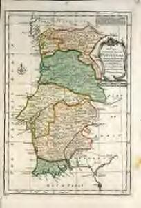 A new and accurate map of Portugal
