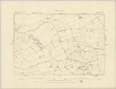 Somerset XXVII.NW - OS Six-Inch Map