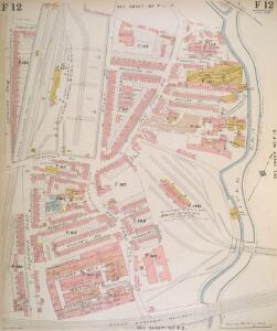 Insurance Plan of London North East District Vol. F: sheet 12