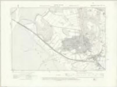 Lancashire XVII.NW - OS Six-Inch Map