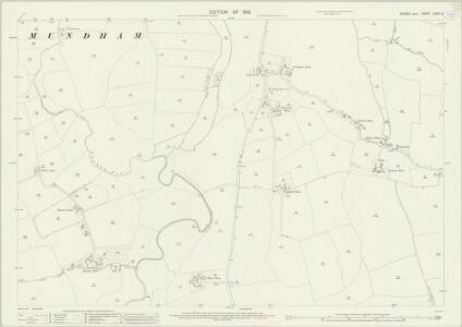 Sussex LXXIII.4 (includes: North Mundham; Pagham) - 25 Inch Map