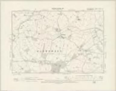 Staffordshire XXXVI.NE - OS Six-Inch Map