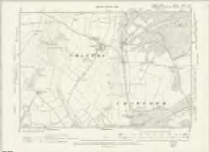 Sussex XXXIII.SW - OS Six-Inch Map