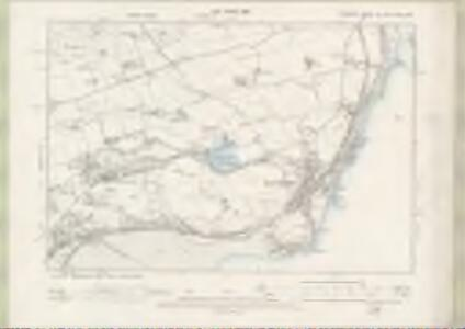 Fife and Kinross Sheet XL.NE & XLI.NW - OS 6 Inch map