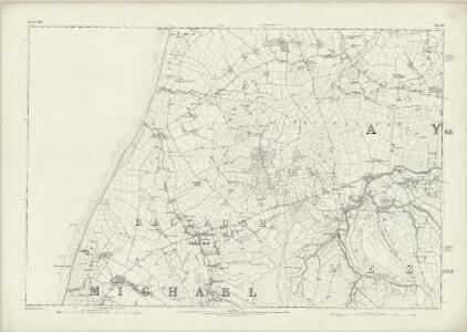 Isle of Man IV - OS Six-Inch Map