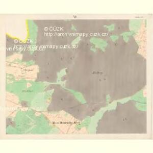 Althütten - c7262-1-005 - Kaiserpflichtexemplar der Landkarten des stabilen Katasters