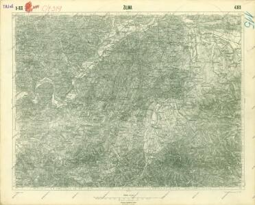 III. vojenské mapování 4361