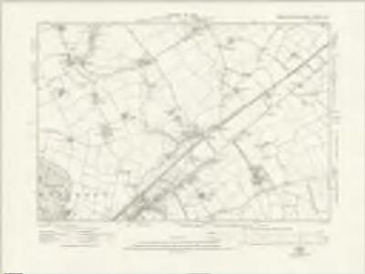 Essex nXXXVI.SW - OS Six-Inch Map