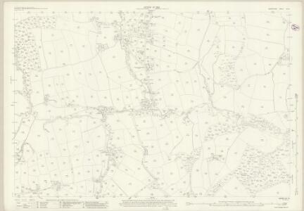 Derbyshire XII.15 (includes: Eckington) - 25 Inch Map
