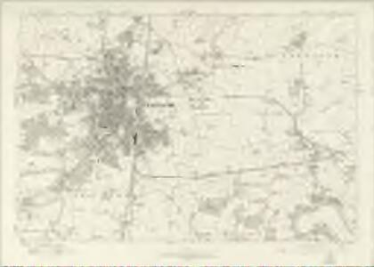 Durham LV - OS Six-Inch Map