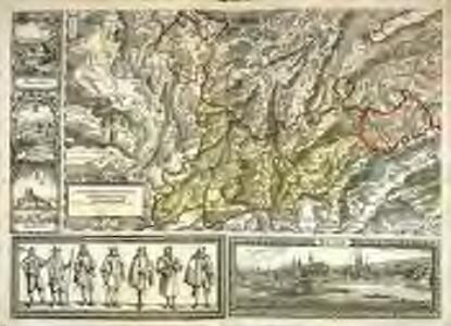 Nova descriptio ditionis Tigurinæ, regionumque finitimarum, 3