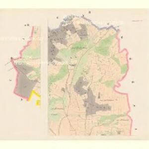 Nesamislitz - c5102-1-002 - Kaiserpflichtexemplar der Landkarten des stabilen Katasters