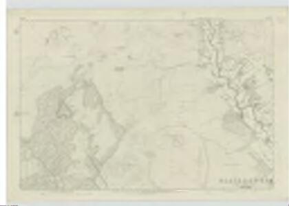 Perthshire, Sheet XLI - OS 6 Inch map