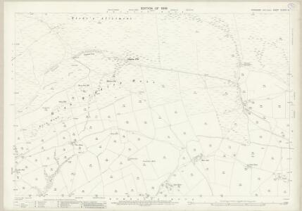Yorkshire CLXVIII.10 (includes: Bradleys Both; Silsden; Skipton) - 25 Inch Map