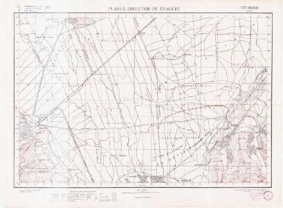 Lambert-Cholesky sheet 4057 (Est-Braşov)