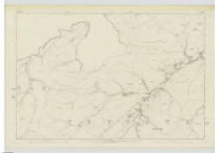 Roxburghshire, Sheet XXXI - OS 6 Inch map