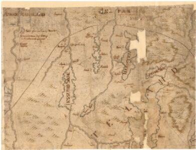 Norge 55-3: Accurat landcaart over Norges Rige anden Part