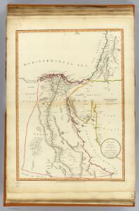 Egypt, Arabia, Palestine.
