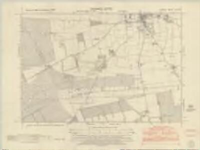 Norfolk LIX.SW - OS Six-Inch Map