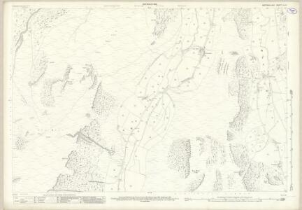 Westmorland XII.8 (includes: Martindale) - 25 Inch Map