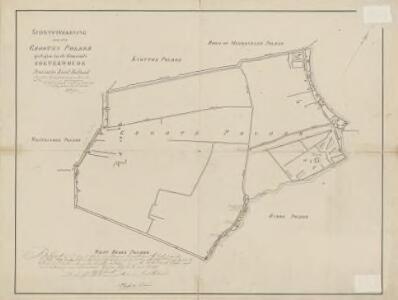 Groote polder [Grote polder], gemeente Zoeterwoude.