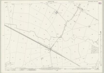 Buckinghamshire XXVIII.1 (includes: Quainton; Waddesdon) - 25 Inch Map