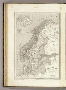 Suede, Norvege, et Danemark.