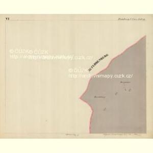Rumburg - c6626-1-007 - Kaiserpflichtexemplar der Landkarten des stabilen Katasters