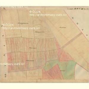 Urbau - m3488-1-010 - Kaiserpflichtexemplar der Landkarten des stabilen Katasters