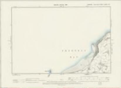 Hampshire & Isle of Wight LXXXIX.NE - OS Six-Inch Map