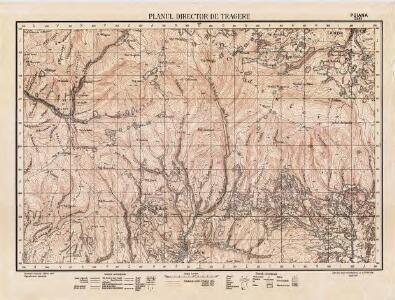 Lambert-Cholesky sheet 2365 (Poiana)