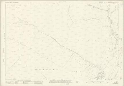 Derbyshire IV.9 (inset IV.10) (includes: Bradfield; Hope Woodlands) - 25 Inch Map