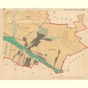 Nespitz - m1752-1-007 - Kaiserpflichtexemplar der Landkarten des stabilen Katasters