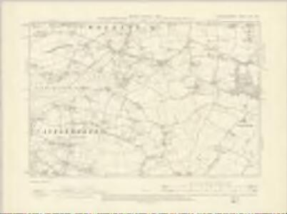 Worcestershire XLVII.SW - OS Six-Inch Map