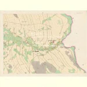 Bärnwald (Baernwald) - c5052-1-003 - Kaiserpflichtexemplar der Landkarten des stabilen Katasters