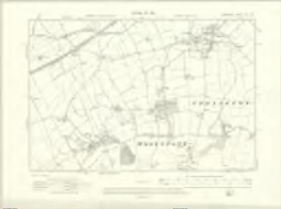Berkshire XIII.SW - OS Six-Inch Map