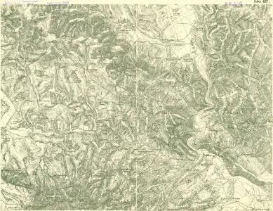 III. vojenské mapování 4367/3