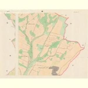Domstadt (Domassow) - m0557-1-003 - Kaiserpflichtexemplar der Landkarten des stabilen Katasters